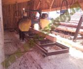 распилка древесины для дома и бани