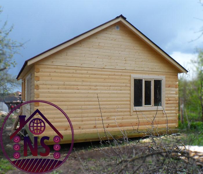 фото внутренняя отделка брусового дома