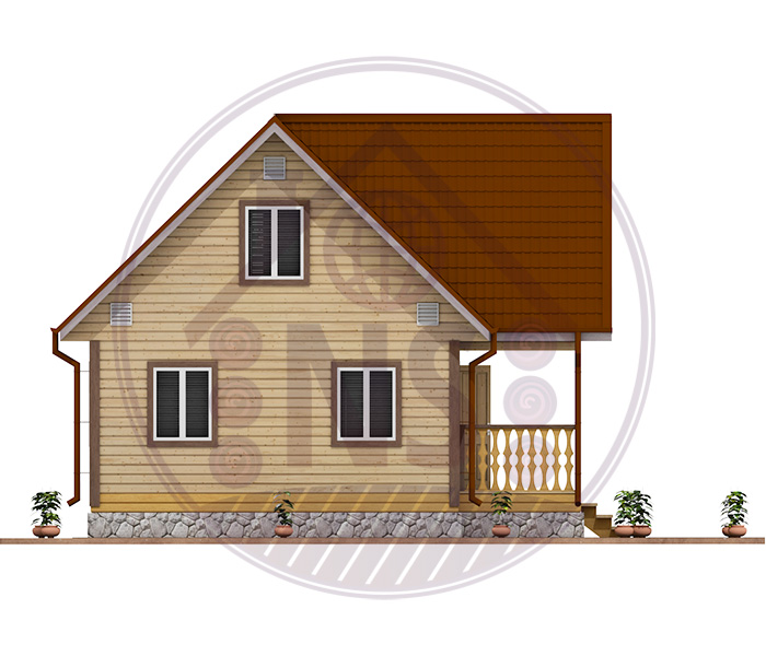 АБССтрой  Проекты и строительство домов под ключ