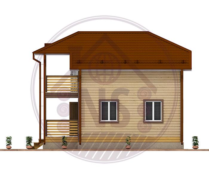 Строительство домов и коттеджей в Перми под ключ проекты